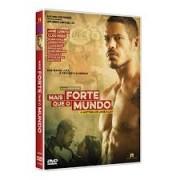 MAIS FORTE QUE O MUNDO - DVD