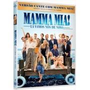 MAMMA MIA: LÁ VAMOS NÓS DE NOVO! DVD