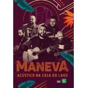 MANEVA ACÚSTICO NA CASA DO LAGO DVD