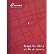 mapa da ciência do Rio de Janeiro