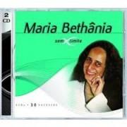 MARIA BETHÂNIA SEM LIMITE - CD