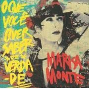 Marisa Monte – O Que Você Quer Saber De Verdade CD