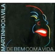 Martinho Da Vila – De Bem Com A Vida CD
