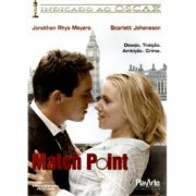 MATCH POINT DVD