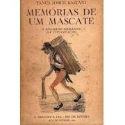 Memórias de um mascate (encadernado, capa original mantida)