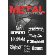 METAL FESTIVAL - DVD