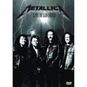 Metallica Live in San Diego DVD
