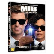 MIB HOMENS DE PRETO - INTERNACIONAL DVD