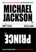 MITOS - MICHAEL JACKSON & PRINCE (DUPLO)