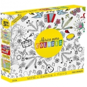MUSICA PARA COLORIR (BOX 3 CDS)