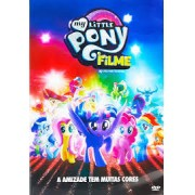 MY LITTLE PONY O FILME DVD