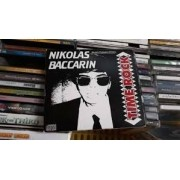 Nikolas Baccarin - Time Rock CD
