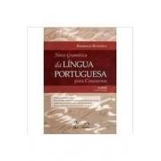 Nova Gramática da Língua Portuguesa