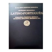 NOVISSIMO DICIONARIO LATINO-PORTUGUES