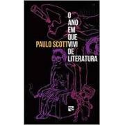 O ano em que vivi de literatura