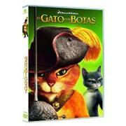 O GATO DE BOTAS - DVD