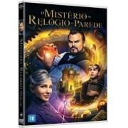 O MISTÉRIO DO RELÓGIO NA PAREDE - DVD