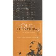 O QUE E LITERATURA? E OUTROS ESCRITOS