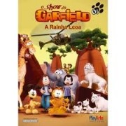 O Show Do Garfield - A Rainha Leoa (vol. 1) - DVD