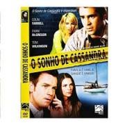 O SONHO DE CASSANDRA DVD