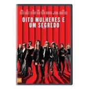 OITO MULHERES E UM SEGREDO - DVD