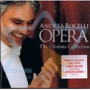 OPERA THE ULTIMATE COLLECTION - ANDREA BOCELLI - CD