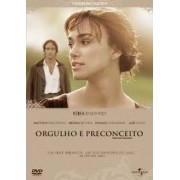 ORGULHO E PRECONCEITO DVD