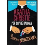 Os crimes do monograma. Agatha Christie por Sophie Hannah