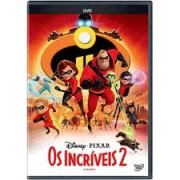 OS INCRÍVEIS 2 - DVD