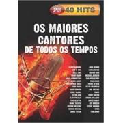 OS MAIORES CANTORES DE TODOS OS TEMPOS (DUPLO) - CD