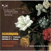 Osesp - J Neschling: Schumann - Sinfonia Nº1