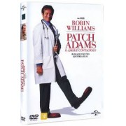 PATCH ADAMS O AMOR É CONTAGIOSO - DVD