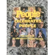 People celebrates people: the best of 20 unforgettable years