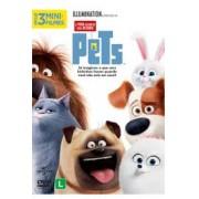 PETS - A VIDA SECRETA DOS BICHOS - DVD
