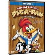 PICA-PAU E SEUS AMIGOS VOL.1 - COLEÇÃO CLÁSSICA DVD