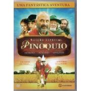 PINOQUIO - EDIÇAO ESPECIAL - DVD