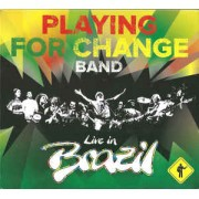 Playing For Change Band – Live In Brazil CD