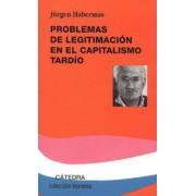 PROBLEMAS DE LEGITIMACION EN EL CAPITALISMO TARDIO
