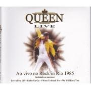 Queen – Ao Vivo No Rock In Rio 1985