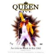 QUEEN LIVE - AO VIVO NO ROCK IN RIO 1985