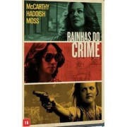 RAINHAS DO CRIME DVD