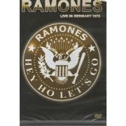 RAMONES LIVE IN GERMANY 1978 DVD