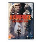 RAMPAGE: DESTRUIÇÃO TOTAL DVD