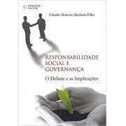 Responsabilidade social e governança: O Debate e as Implicações