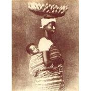 Retratos postais negreiros (12 cartões postais avulsos, em pequeno envelope-box)