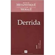 Revue de métaphysique et de morale: Derrida