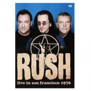 RUSH - LIVE IN SAN FRANCISCO 1988 - DVD