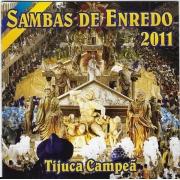 SAMBAS DE ENREDO 2011
