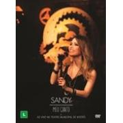 SANDY - MEU CANTO DVD (AO VIVO NO TEATRO MUNICIPAL DE NITERÓI)