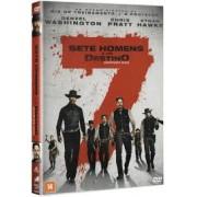SETE HOMENS E UM DESTINO - DVD